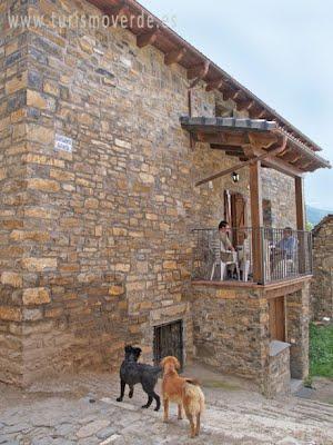 TURISMO VERDE HUESCA. Casa Matias de Buesa